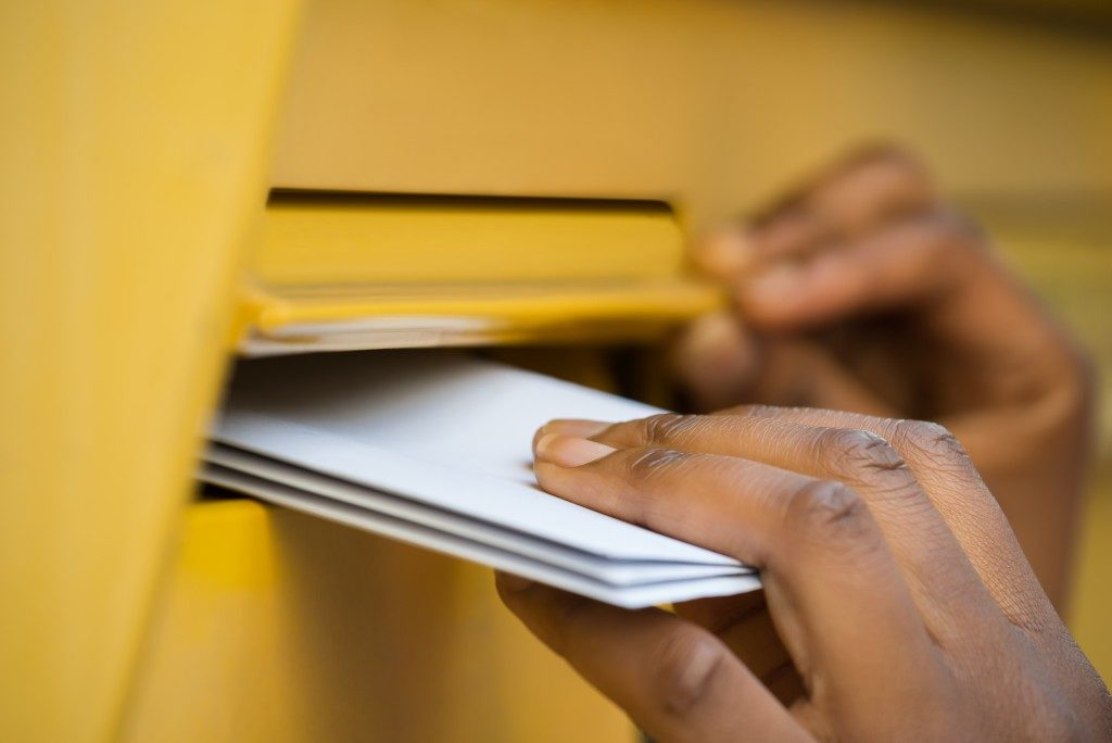 direct mailing