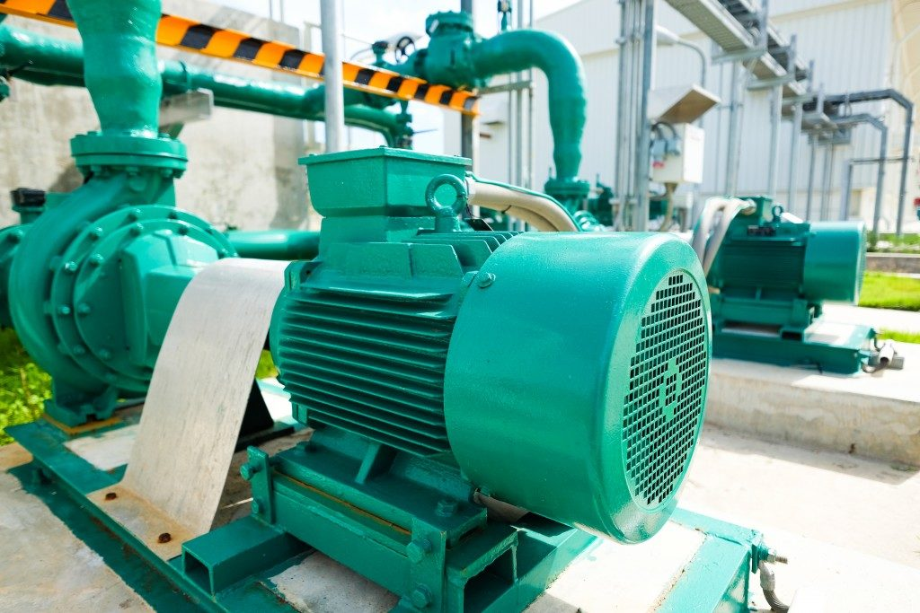 water centrifugal pump