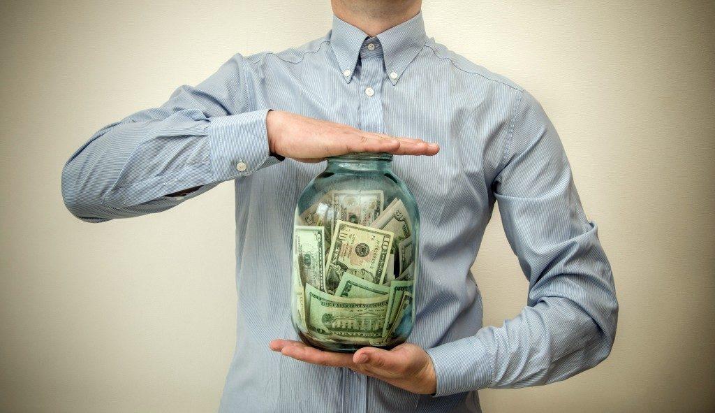 smart way of saving money
