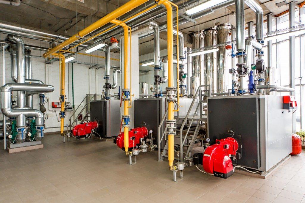 Industrial Water Pumps