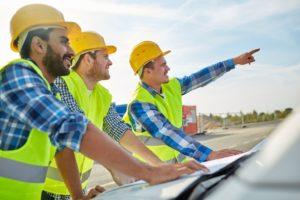 Construction Project Management Staff