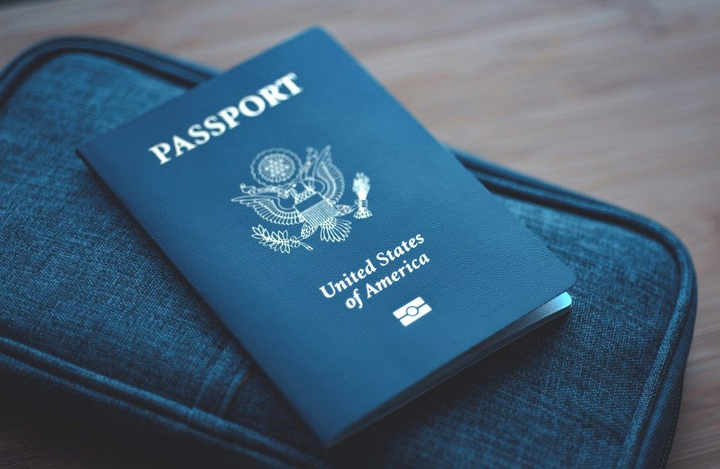Passport United States of America
