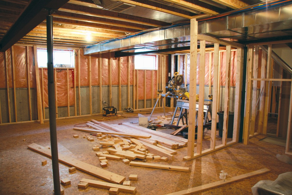 How Customers Choose Contractors for Basement Projects
