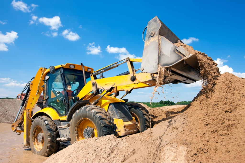 Considerations for Choosing the Right Construction Machinery