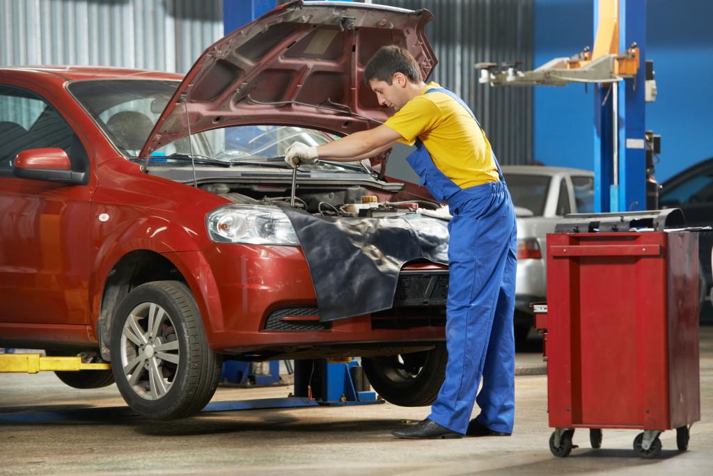 auto shop repair