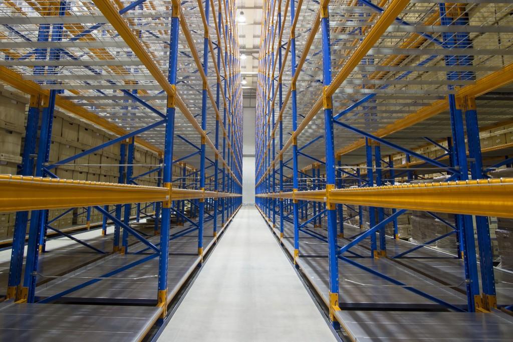 empty warehosue